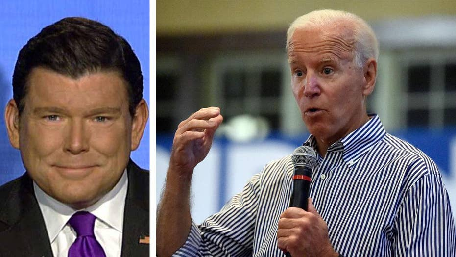 Bret Baier on the Biden campaign downplaying expectations for Iowa, New Hampshire