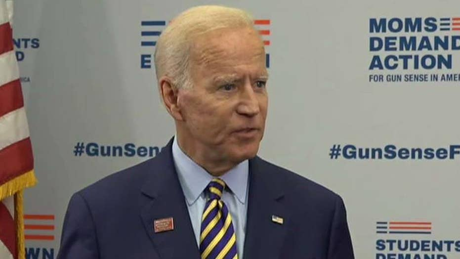 Biden's electability comes into question amid multiple gaffes