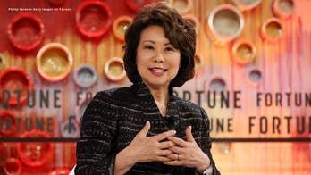 Capitol rioting forces Transportation Secretary Elaine Chao to resign