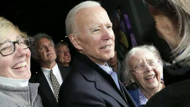 Biden campaign says Iowa is 'not a must-win' state