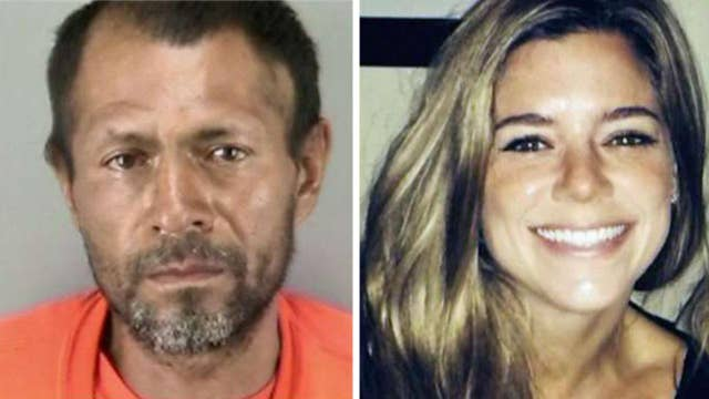 Illegal immigrant linked to Katie Steinle's death faces federal charges