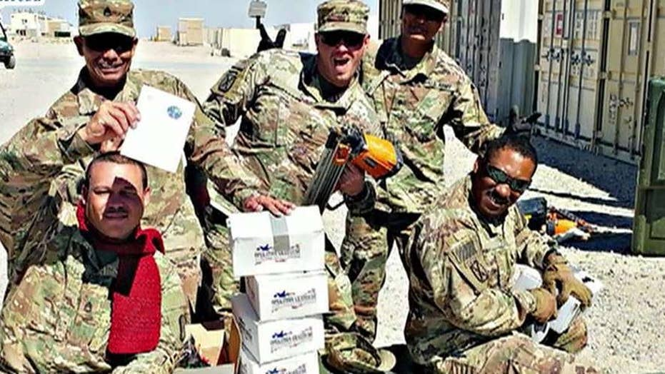 Operation Gratitude assembling thousands of care packages ahead of September 11 anniversary