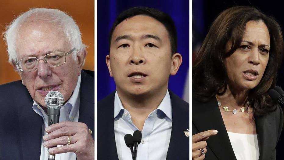 RNC calls Democrat climate crisis town hall a lurch toward socialism
