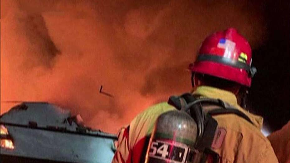 California boat fire: Investigators say it could take years to determine cause