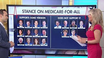 Examining the 2020 Democrats' health care plans