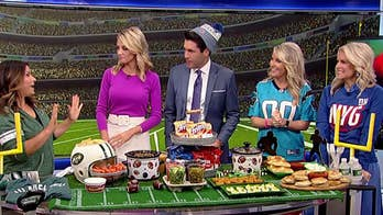 Tailgate ideas to celebrate the NFL's 100th season kickoff