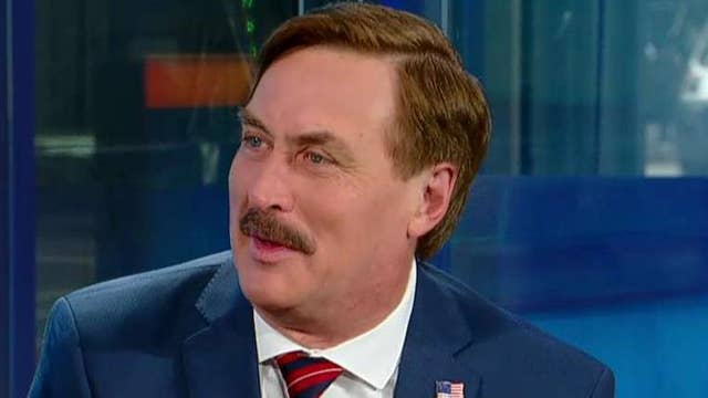 MyPillow's Mike Lindell says faith helped him overcome addiction