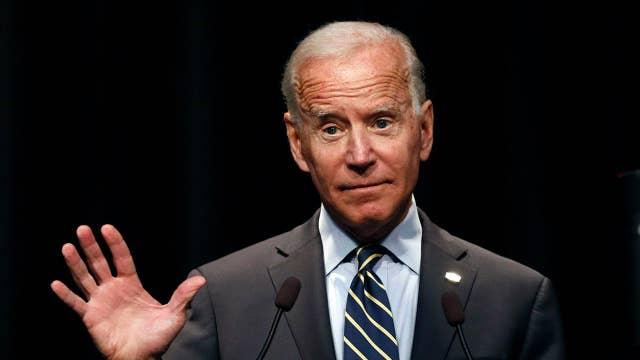 Biden in hot water with progressives for attending fundraiser held by natural gas investor