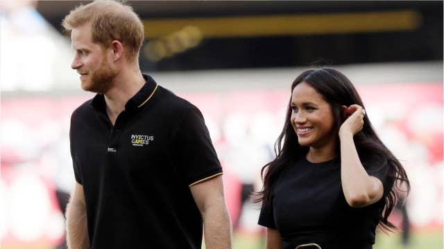 Meghan Markle hops on a NYC-bound flight to support Serena Williams' quest for historic championship