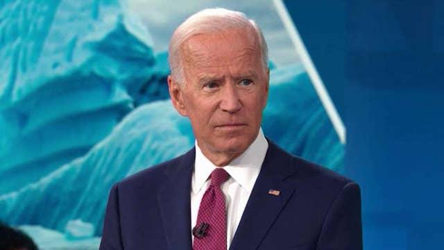 Joe Biden makes fundraising pledge, focuses attacks on President Trump