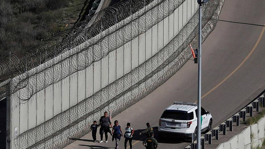 US Border Patrol arrests continue to drop in August