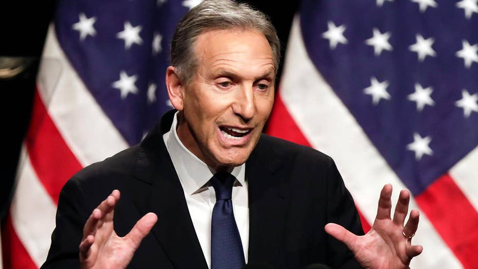 Former Starbucks CEO Howard Schultz abandons 2020 presidential ambitions