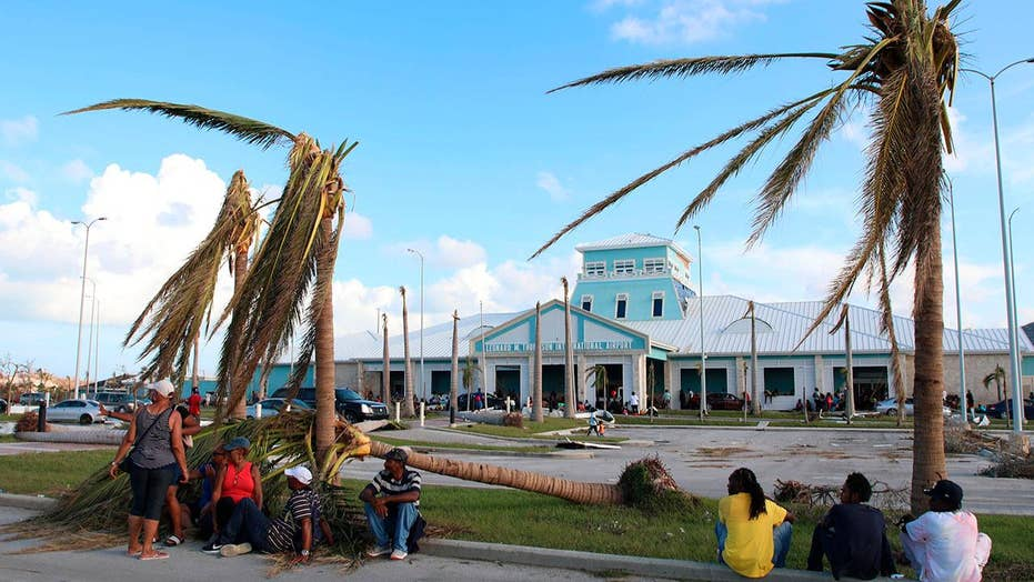 Medical evacuations underway as search and rescue missions continue in Bahamas for Hurricane Dorian victims