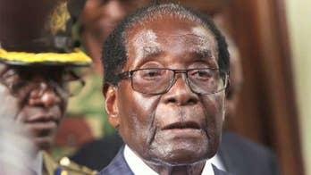 US embassy mourns death of brutal dictator Robert Mugabe