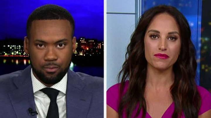Lawrence Jones: Trump has delivered on unemployment numbers in the black community