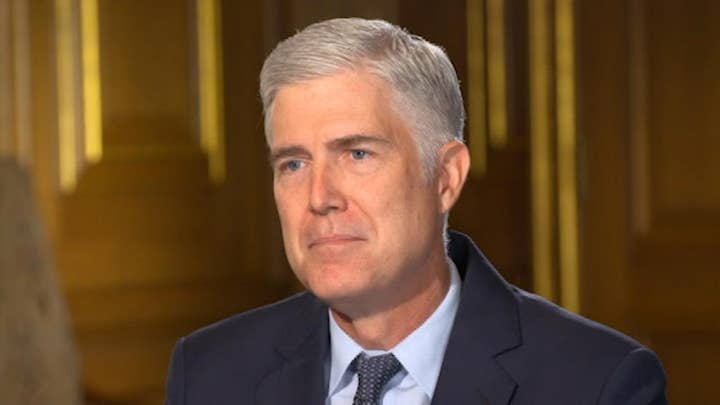 Supreme Court Justice Gorsuch reveals the two rules for his law clerks
