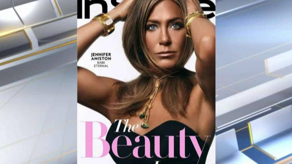 Instagram users criticize InStyle's Jennifer Aniston cover over darkened skin tone