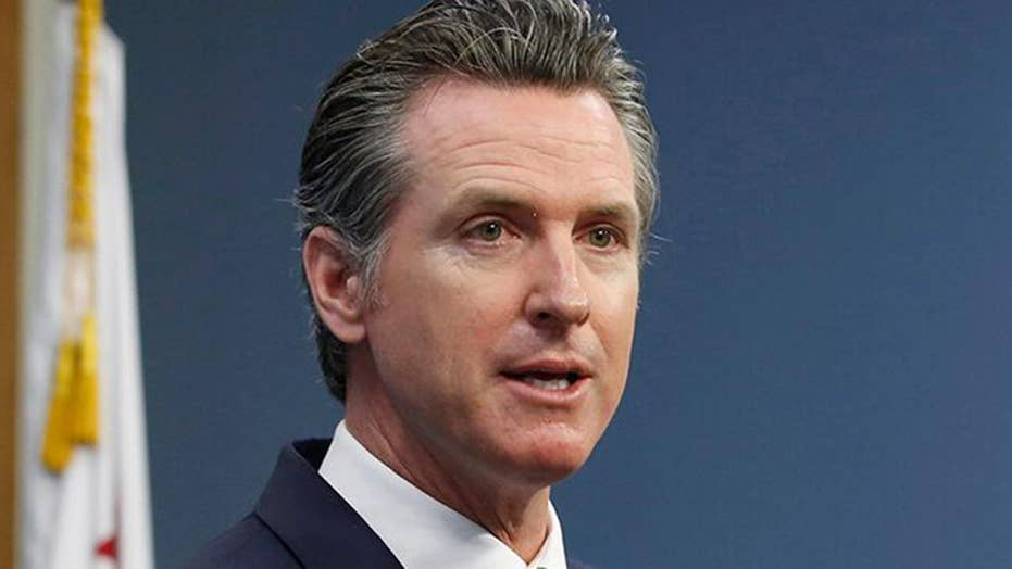 California Gov. Gavin Newsom repeals law that made it a crime to refuse to help police officer