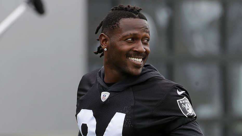 Oakland Raiders release star wide receiver Antonio Brown