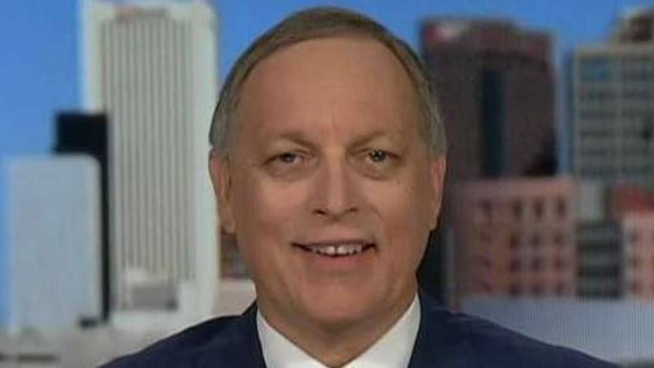 Rep. Andy Biggs on whether latest impeachment push helps President Trump, Republicans
