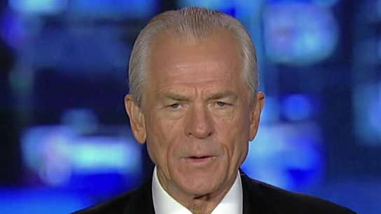 Navarro: Trump's economy is solid as a rock
