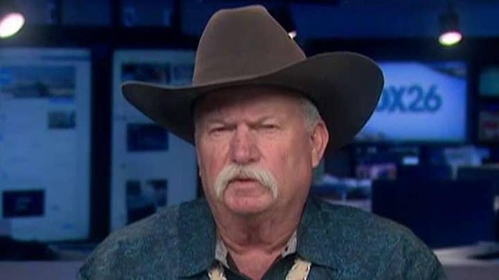 Sheriff slams sanctuary laws after deputy is shot