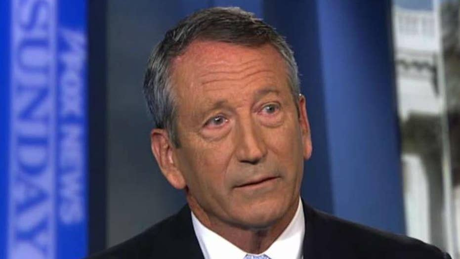 Mark Sanford on primary challenge to President Trump