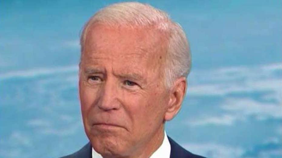 Biden misstates record on Iraq