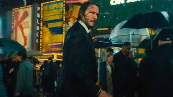 'John Wick: Chapter 3 - Parabellum' now yours to own