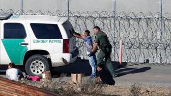 GOP senators introduce bill requiring DNA testing of migrants to curb child trafficking