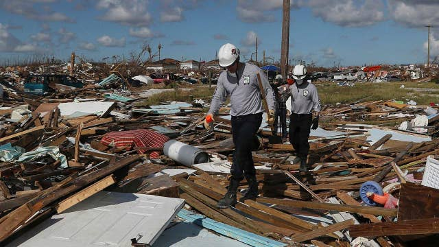 Thousands still missing in the Bahamas after Hurricane Dorian