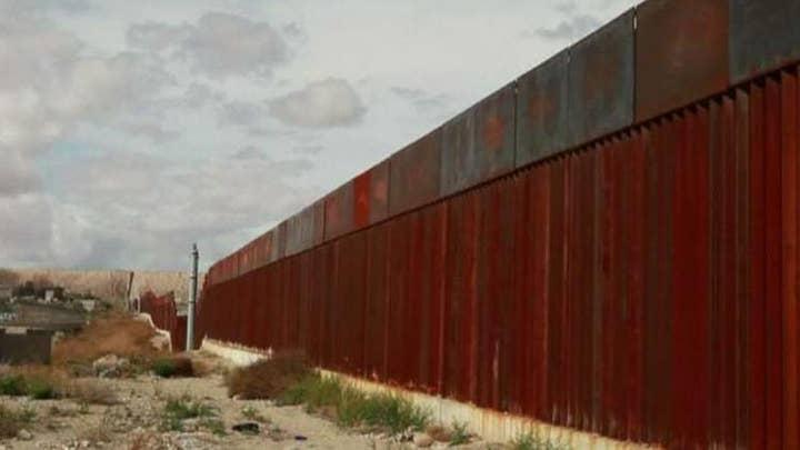 Three GOP senators criticize diverting Pentagon money to border wall