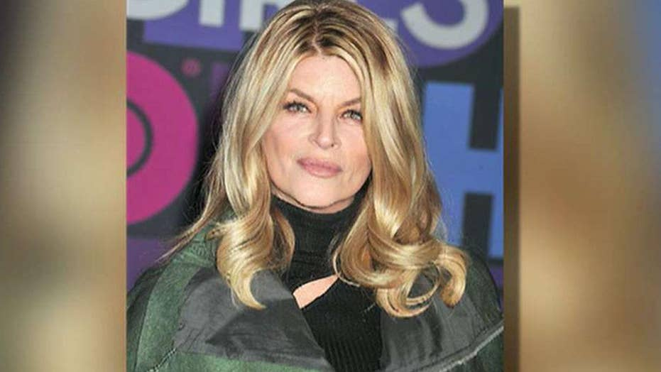 Kirstie Alley blasts celebrities who shun Trump voters