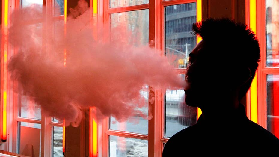 CDC warns about potential dangers of vaping after deaths, illnesses