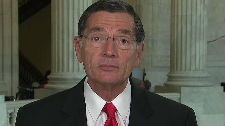 Trump was right to end talks with Taliban, Sen. Barrasso says