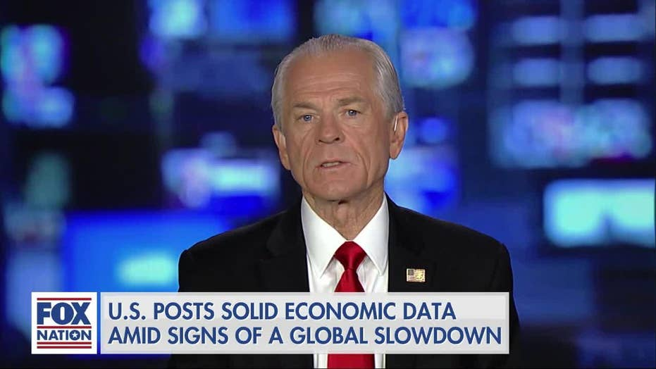 Peter Navarro slams Federal Reserve: 'playing checkers in a