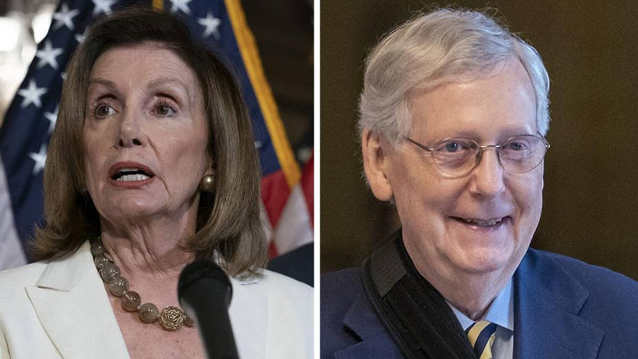 House and Senate leaders under pressure as Congress returns to Washington