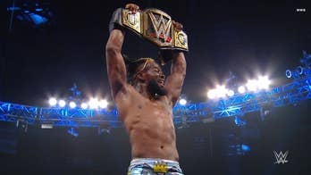 WWE champion Kofi Kingston on breaking racial barriers, 'SmackDown,' NXT as a third brand