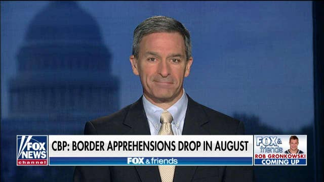 Ken Cuccinelli explains how Trump administration cut illegal border crossings by more than half in just three months