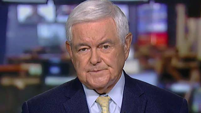 Newt Gingrich on pivotal North Carolina special election, Democrats' 'hopeless' impeachment inquiry