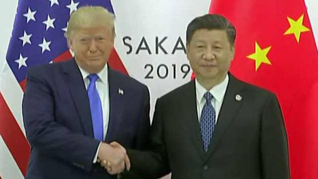 George Soros writes op-ed praising President Trump's China policy