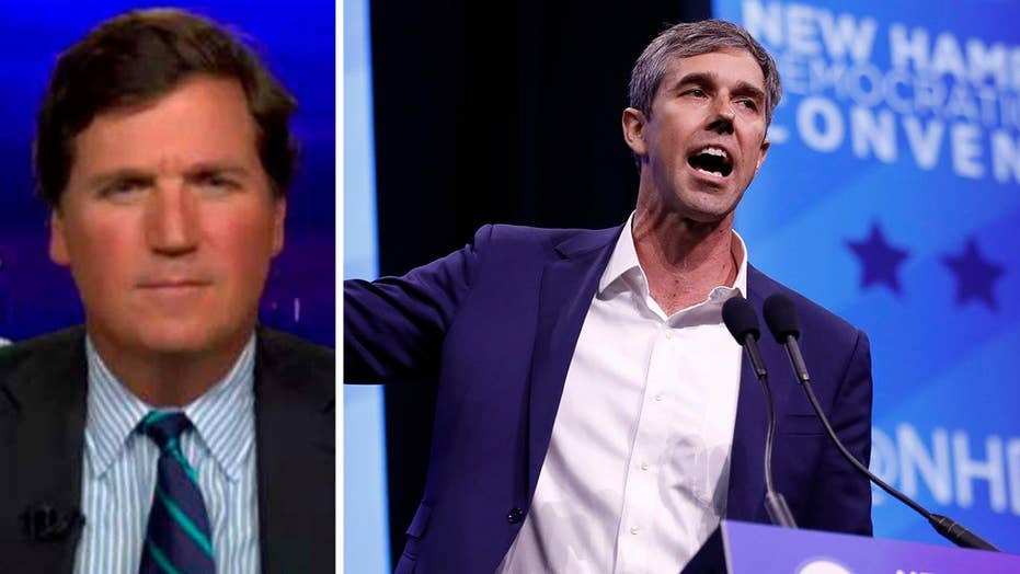 Tucker: Beto O'Rourke thinks America is immoral