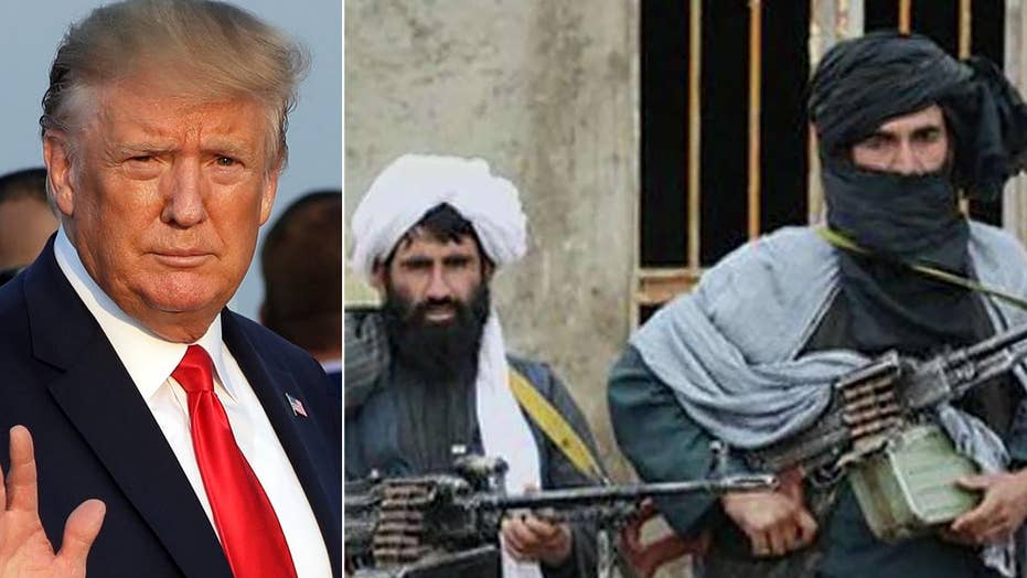 Peace deal dead between US and Taliban