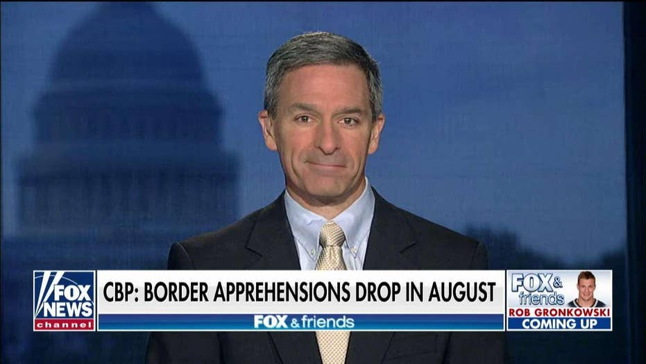 Ken Cuccinelli explains how the Trump administration cut illegal border crossings by more than half in just three months.