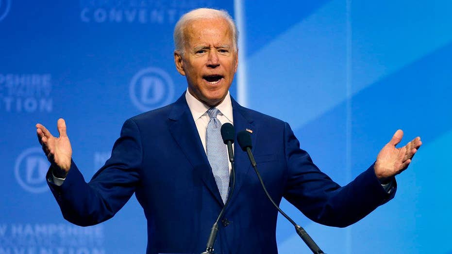 How would Joe Biden handle the Middle East if he were president?