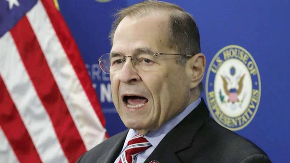 Speaker Pelosi signals support for Jerry Nadler's resolution on impeachment proceedings