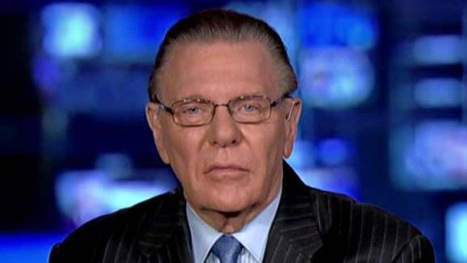 Gen. Jack Keane fears for CIA asset's safety following CNN's Russian spy report