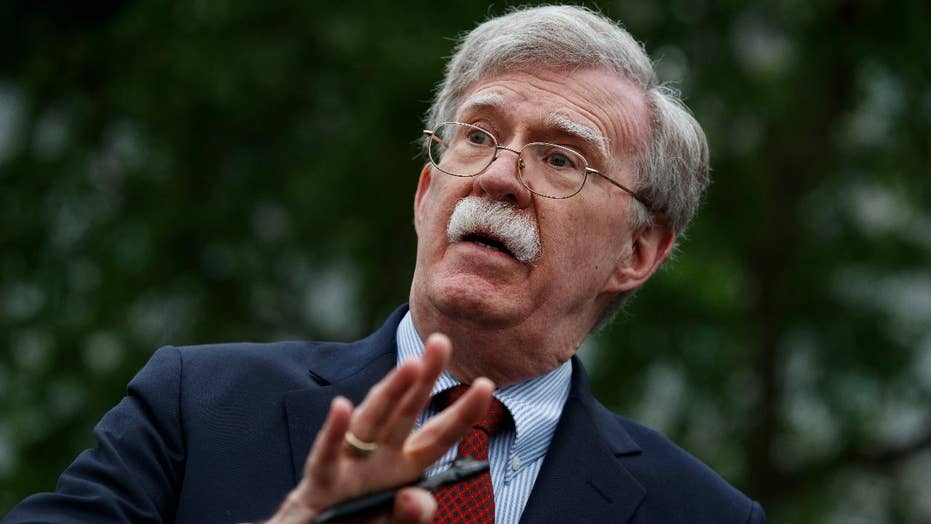 Lawmakers on Capitol Hill react to President Trump's decision to fire John Bolton