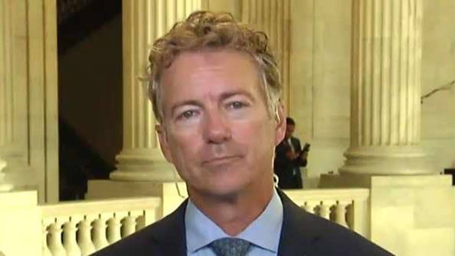 Sen. Paul: Trump deserves a national security adviser who will further his policies, not stymie them