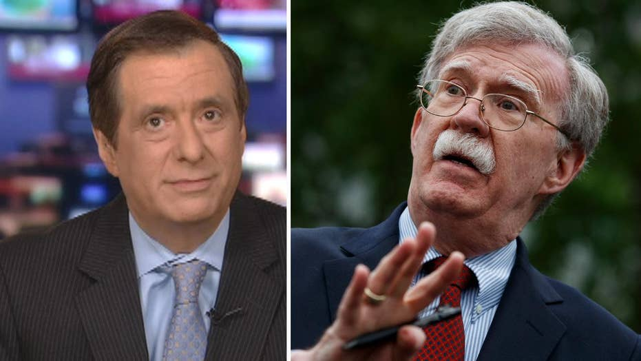 Howard Kurtz: Why Trump fired John Bolton with so many foreign challenges